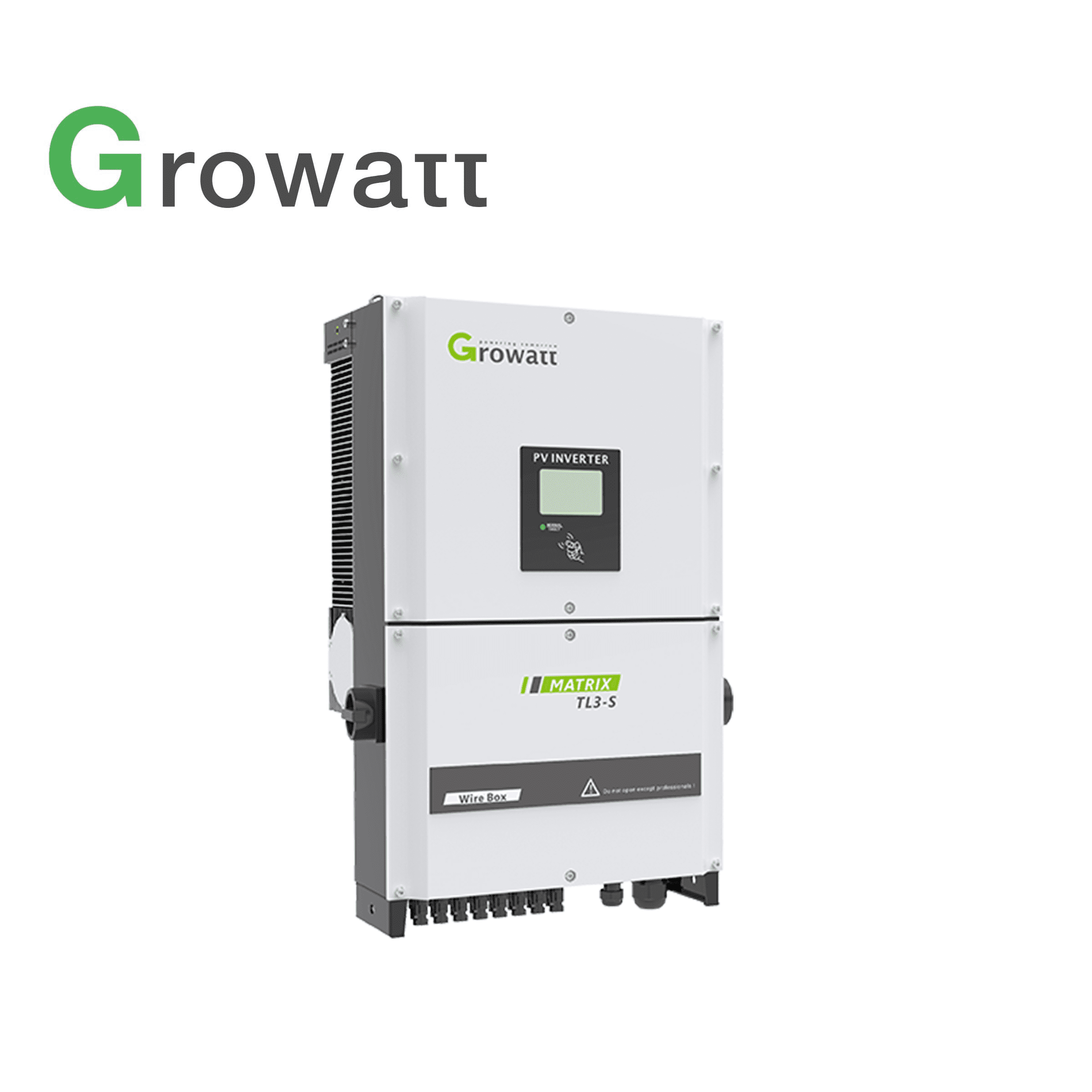 Growatt 30 Kilowatt 3 phase inverter